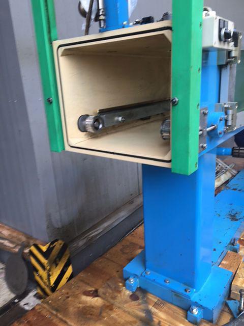Trockeneisstrahlen Maschine